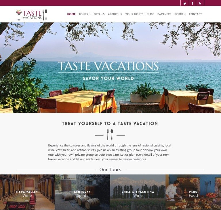 fullpage image #2 for  Taste Vacations