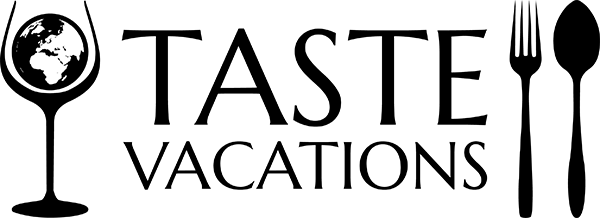 logo for Taste Vacations