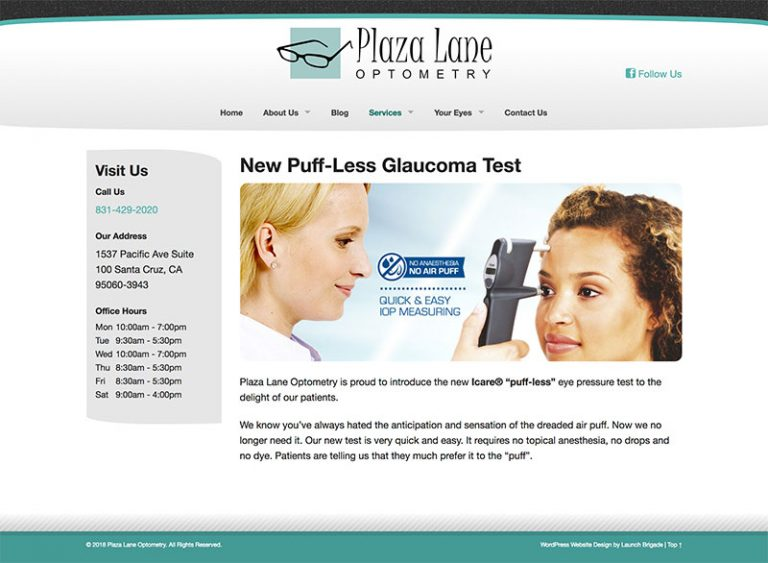 fullpage image #1 for  Plaza Lane Optometry