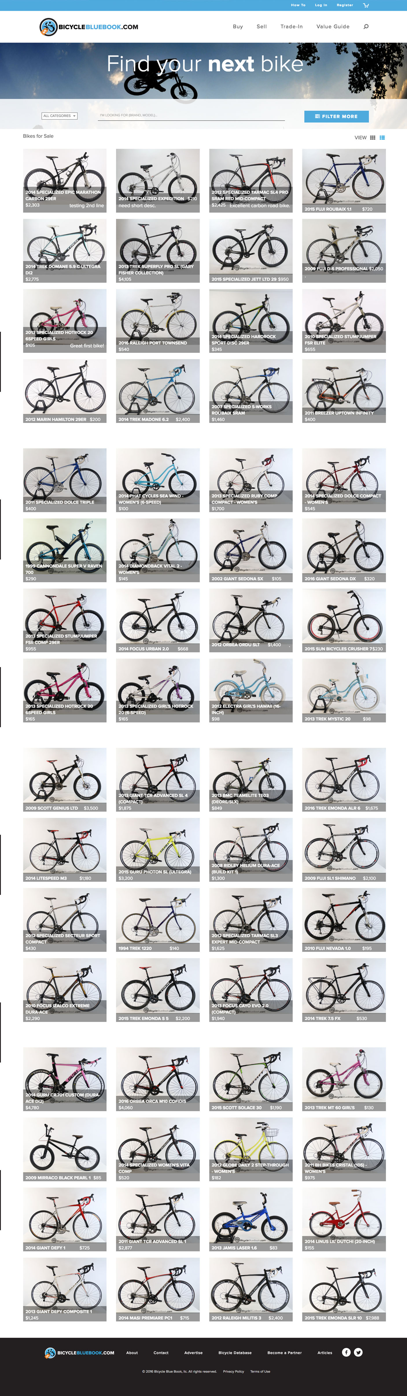 Bicycle Blue Book Value >> Bicycle Blue Book Value | New Car Release Information
